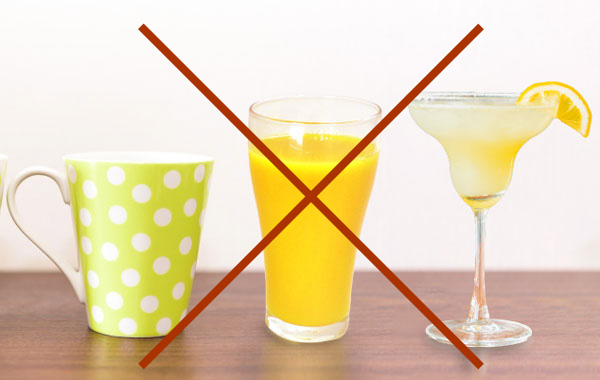 家飲みワインでつかってはいけない3つのグラス