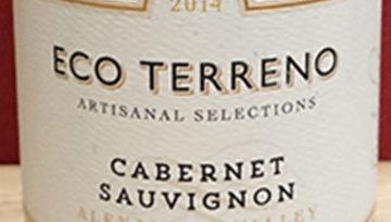 Eco Terreno Cabernet Sauvignon 2014